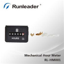 Hour Meter for engineering machinery construction vehicles farm machinery generators