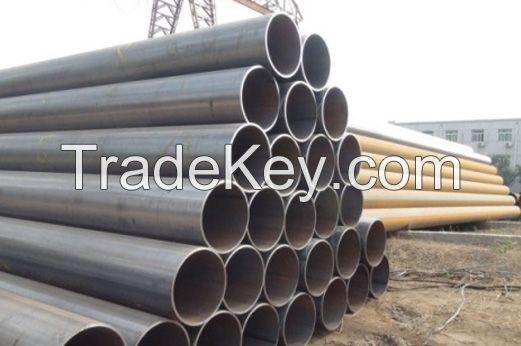 Round steel tube