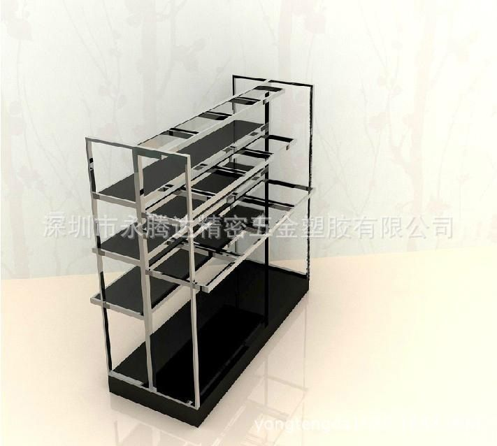 Metal Garment Clothes display stand