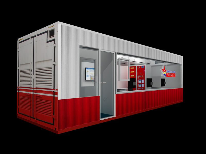 Mud Logging Cabin/ Oil and Gas Drilling Equipment By Shanghai ...
