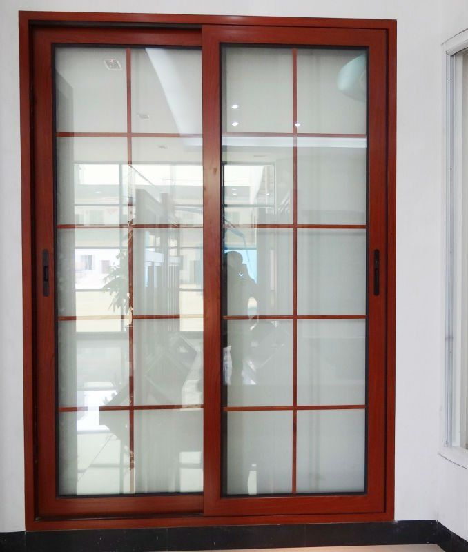 Buy pakistani heat proof soundproof aluminum windows for Door and window design