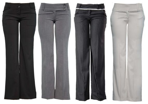 Ladies Office pants
