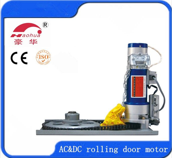 Jmj650 3 9 dc 800kg ac dc electric rolling door motor for Rolling shutter motor price