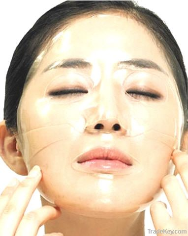 Gold & Collagen Hydrogel Wrinkle care facial mask