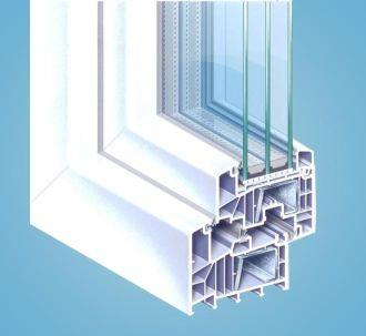 Kommerling 88Plus PVC window