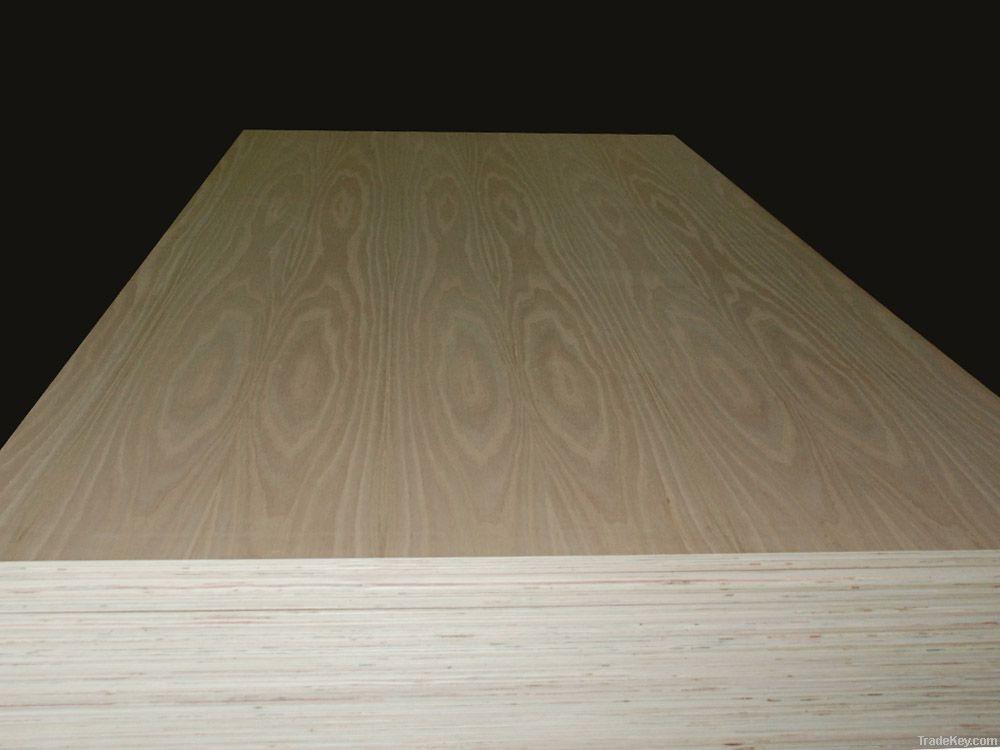 Birch veneer face and back plywood grade b c fancy