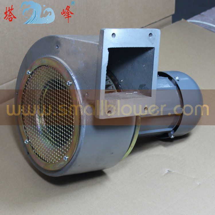 aluminum industrial blower dc motor cooling fan low noise