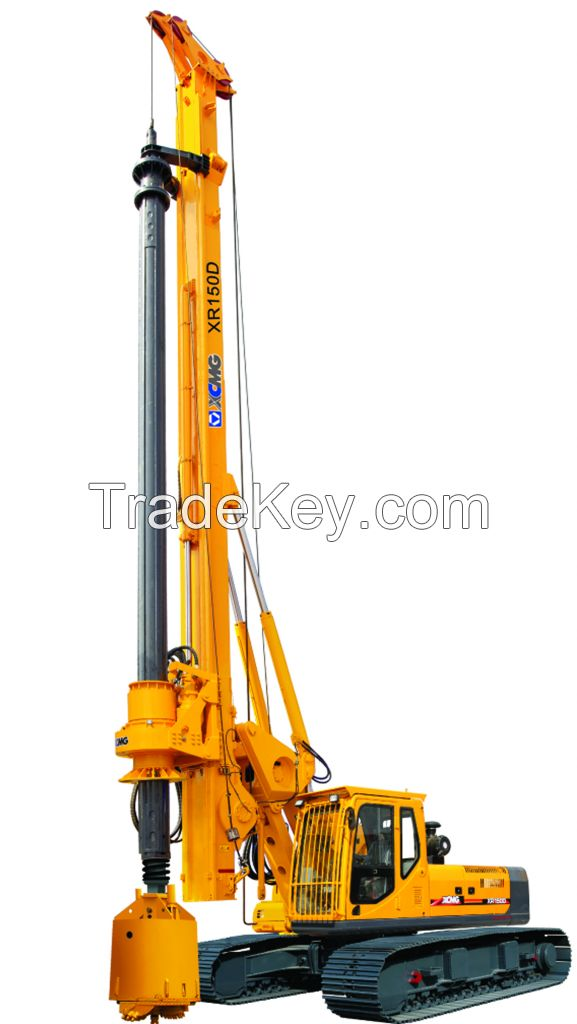 Rotary Drilling Rig XR180D