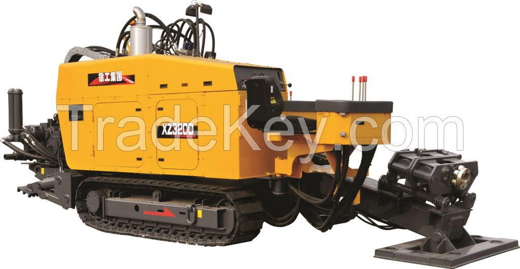 Horizontal Directional Drilling Rig XCMG XZ320D