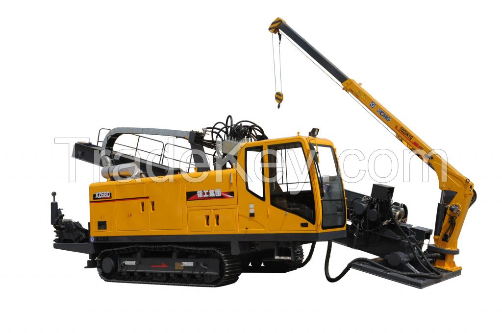 XCMG XZ680A Horizontal directional drilling rig