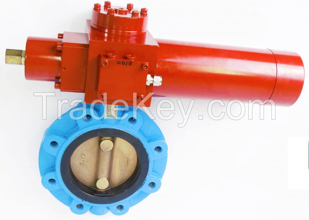 BloomFoss BT Series Hydraulic Actuator