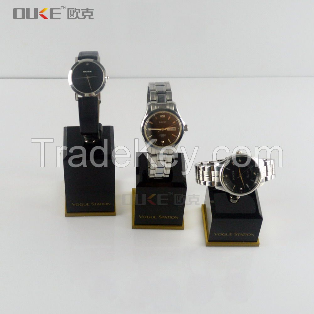 custom new products 2016 wholesale acrylic watch display