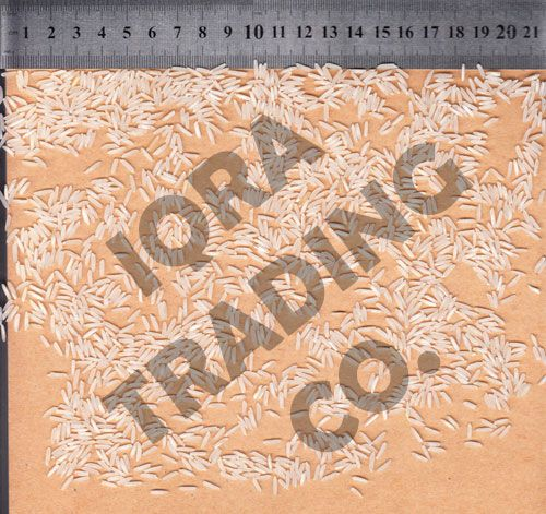 Super Kernel White Basmati Rice