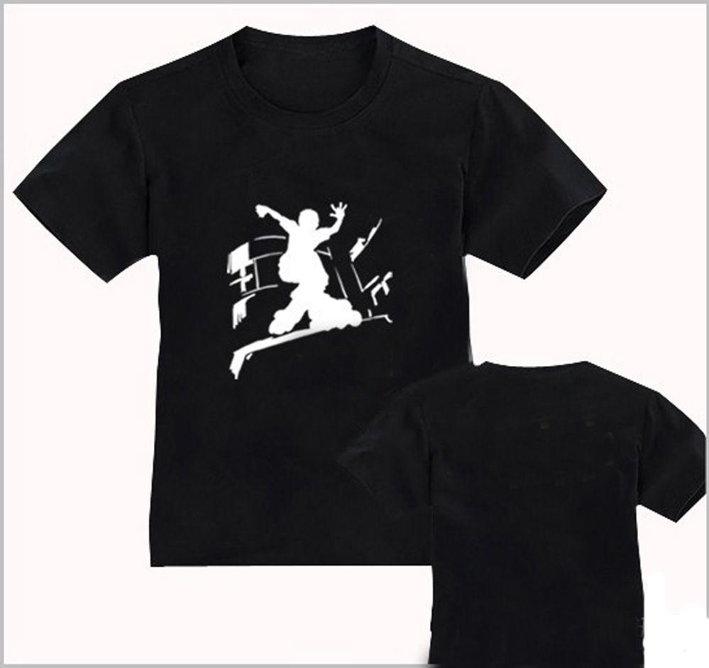 Men's Customized Printed T-Shirt