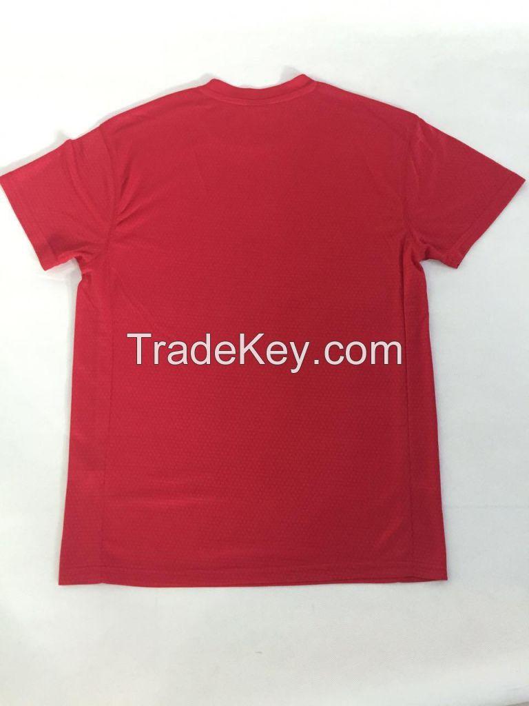Men's active t-shirt,cut&sew t-shirt,sports t-shirt,technical t-shirt