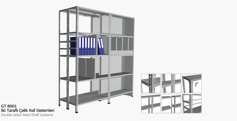 Shelf systems