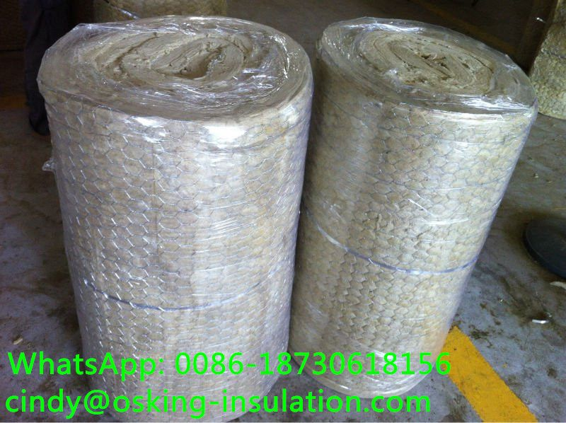 Cheap price rock wool blanket factory directly with good for Mineral wool pipe insulation weight per foot