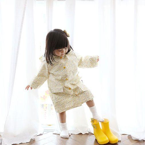 Borny Baby's Rain Coat