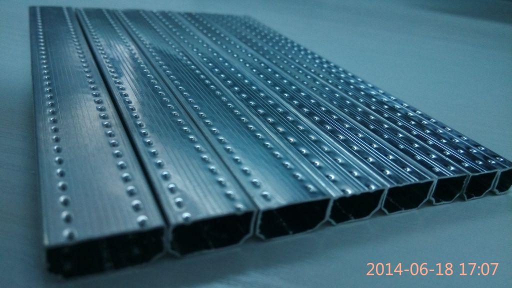 Unbendable Aluminum Spacer Bar for D.G.U
