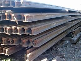 Used rails, HMS 1 and 2