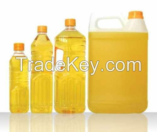 Sunflower Oil, Soy Beans Oil, Coconut Oil, Rice Oil, Extra Virgin Olive Oil, Palm Oil, Canola Oil, Corn Oil, Peanut Oil etc.