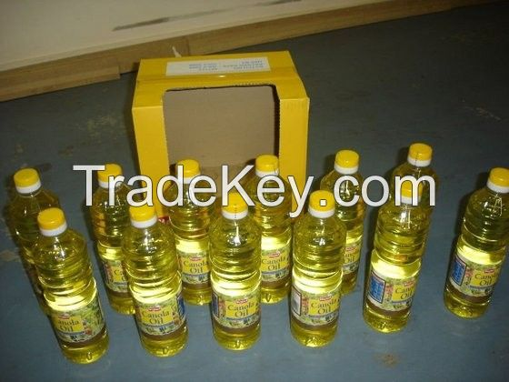 Refined Sunflower Oil (1L, 2L, 3L, 5L, 10L PET Bottle)  corn oil /Rapeseed oil, Olive oil