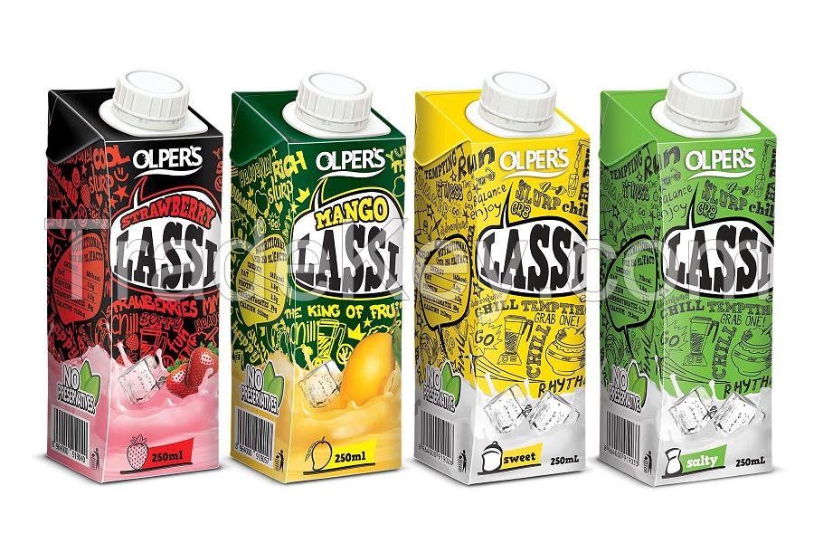 Olper's Full Cream Milk - Standardized UHT Milk - Tetra SKU Packed With Twist Off Cap