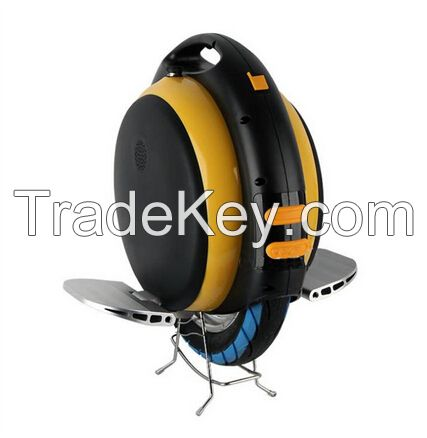 Hot Sale LED Lighting Solo Electric Scooter One Wheel Unicycle Single Wheel Electric