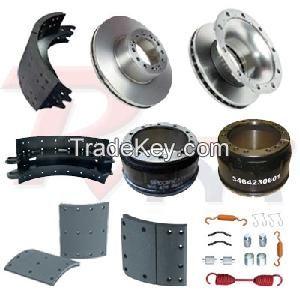 auto brake pad/shoe,disc