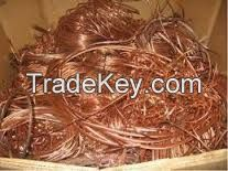 Red Copper Scrap 99.9%