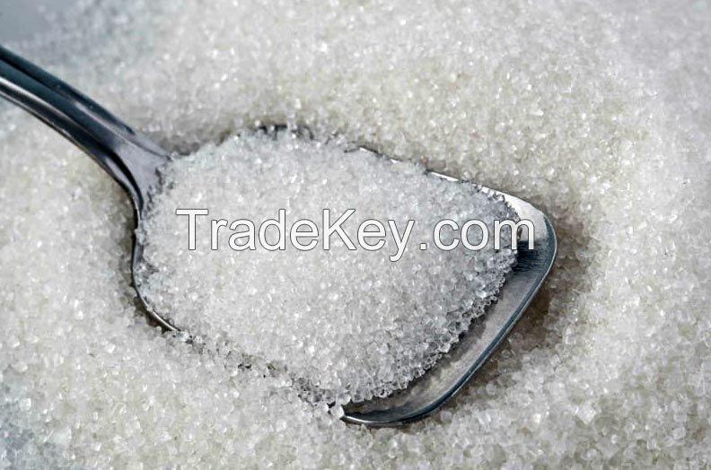 Grade A+Refined White Brazilian Sugar icumsa 45