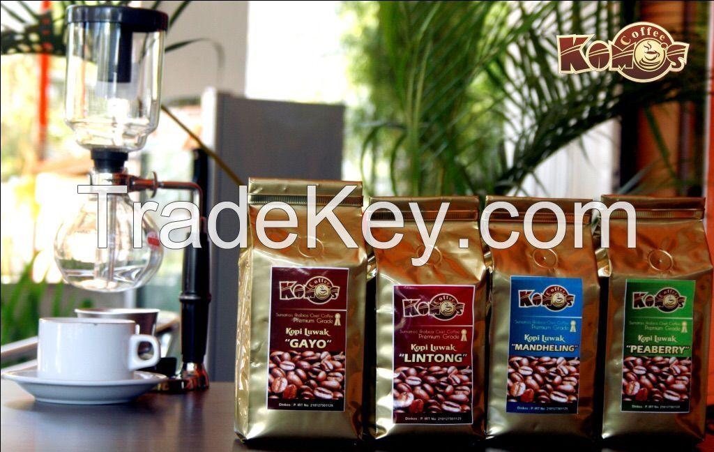 Coffee Luwak Mandailing