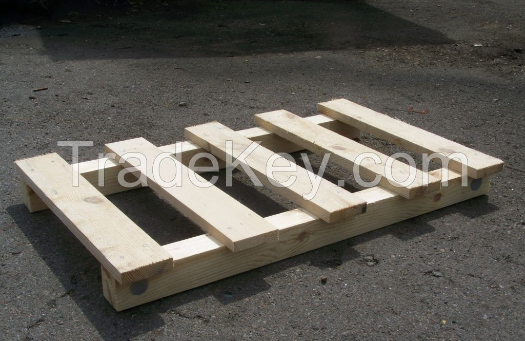 Stocking up, cutter, pallet,  wooden boxes, wooden containers, packaging, wood products, lumber, industrial wood