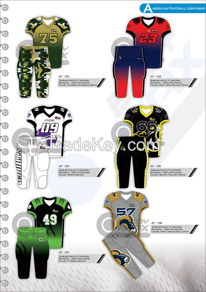 sports wear catalogue