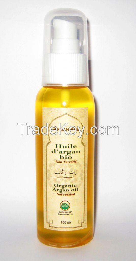 Argan oil (cosmetic pure argan oil, argan oil cremes, argan oil lotions, argan oil cosmetics)