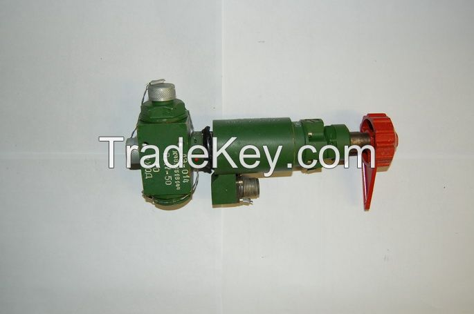 Gas fittings, valves, reducers
