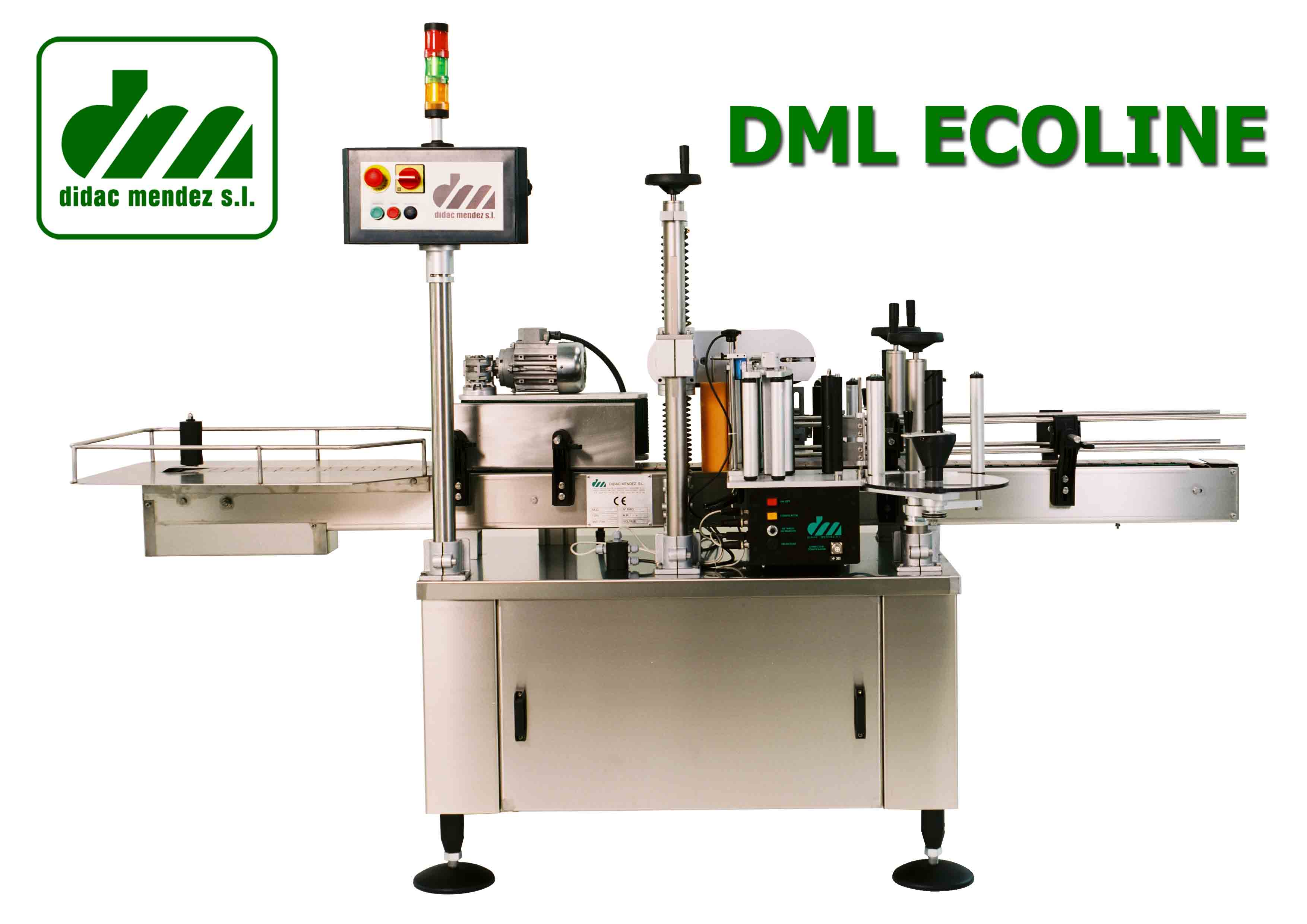 Self-Adhesive Linear Labeller Machine