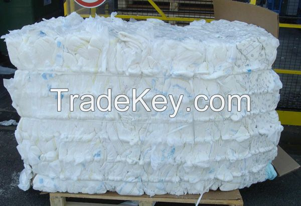Used BABY DIAPERS