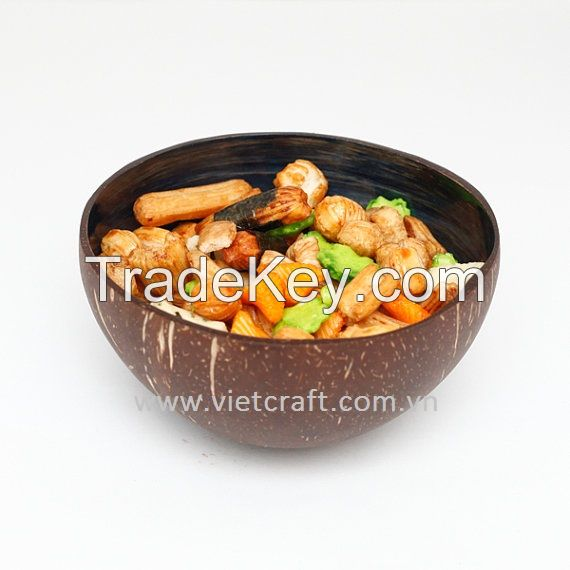 lacquer coconut shell bowl coconut bowl best gift