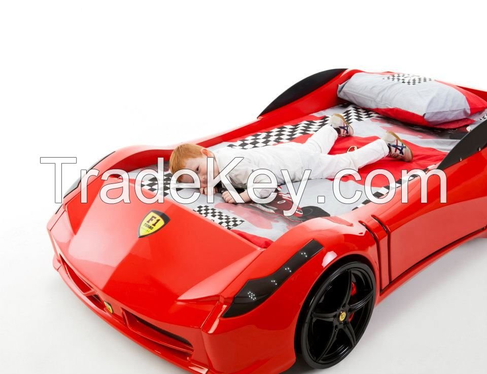 ferrari car bed by
