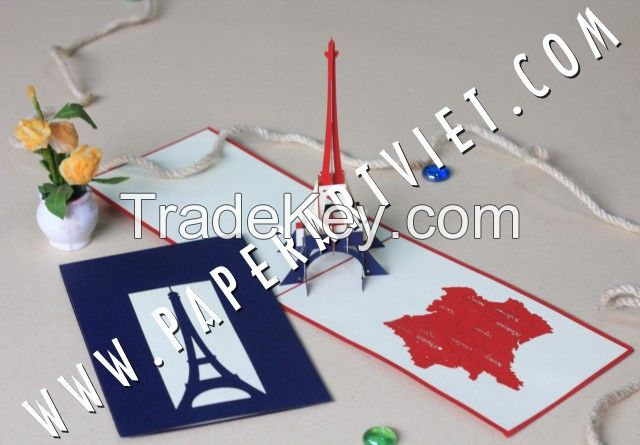 Building 3D Pop Up Greeting Card
