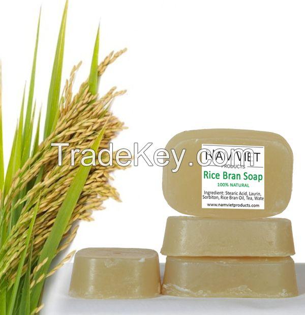 Rice Bran Soap