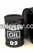RUSSIAN GASOIL DIESEL D2