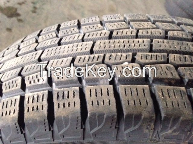 Used Tires from Japan.