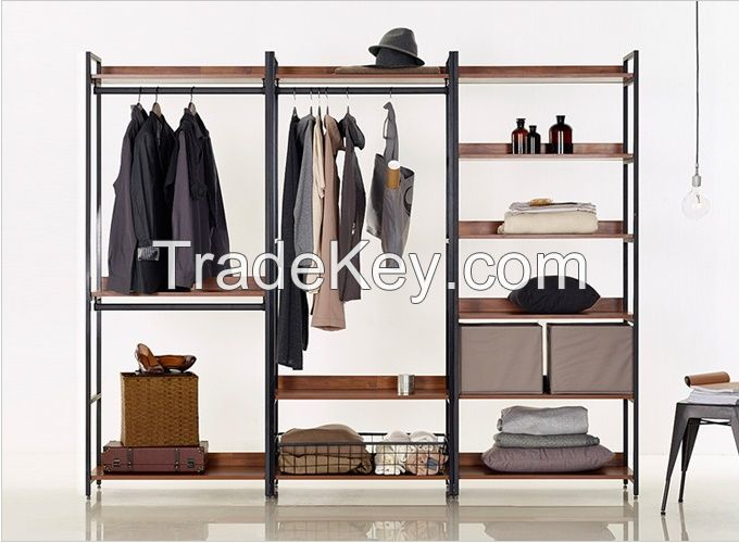 Aluminum System Ajastable Walk In Closet