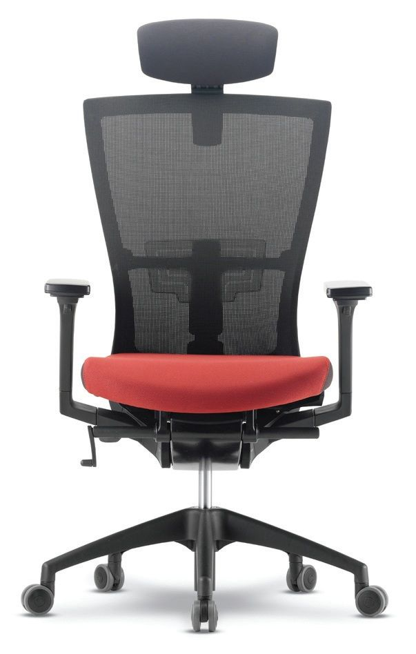 Ergonomic High Back Mesh Office Chair with Head Rest