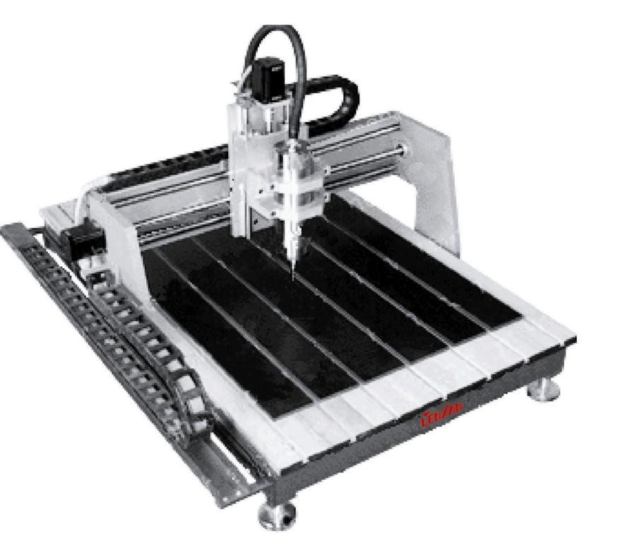 Mini Desktop CNC Router, High Efficiency Automatic CNC Wood Lathe ...
