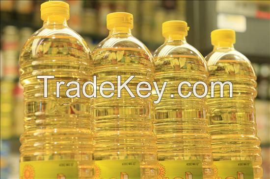 Refined Sunflower oil, Soybean Oil, Palm Oil, Rapeseed Oil, Corn Oil, Canola Oil, Olive Oil For Sale