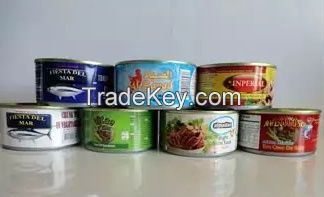 Canned Sardine Available For Sale And Export
