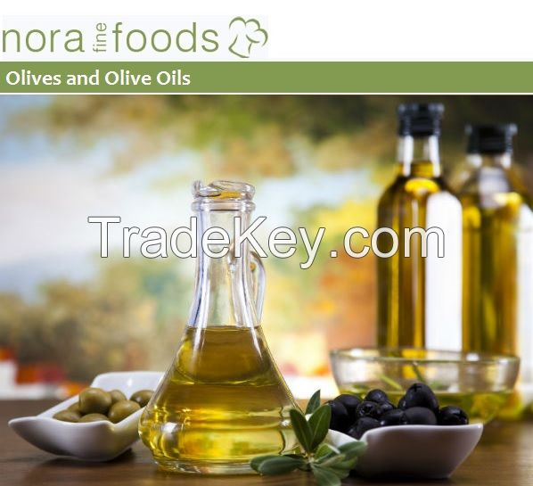 Olives and Olive Oils